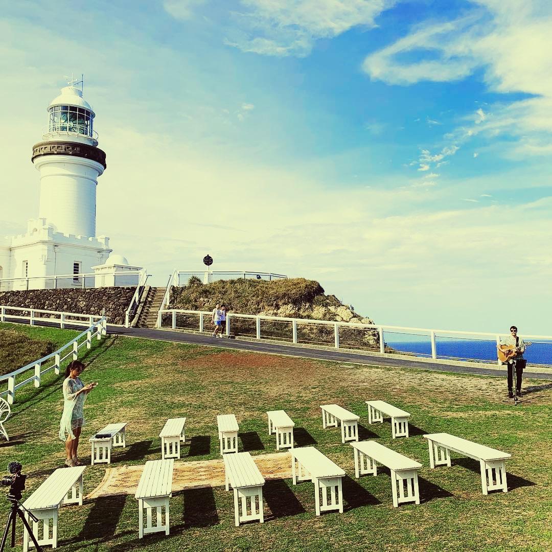 Dan Clark Band Wedding Music Band Singer Byron Bay Gold Coast Reception Groom Dancing crop